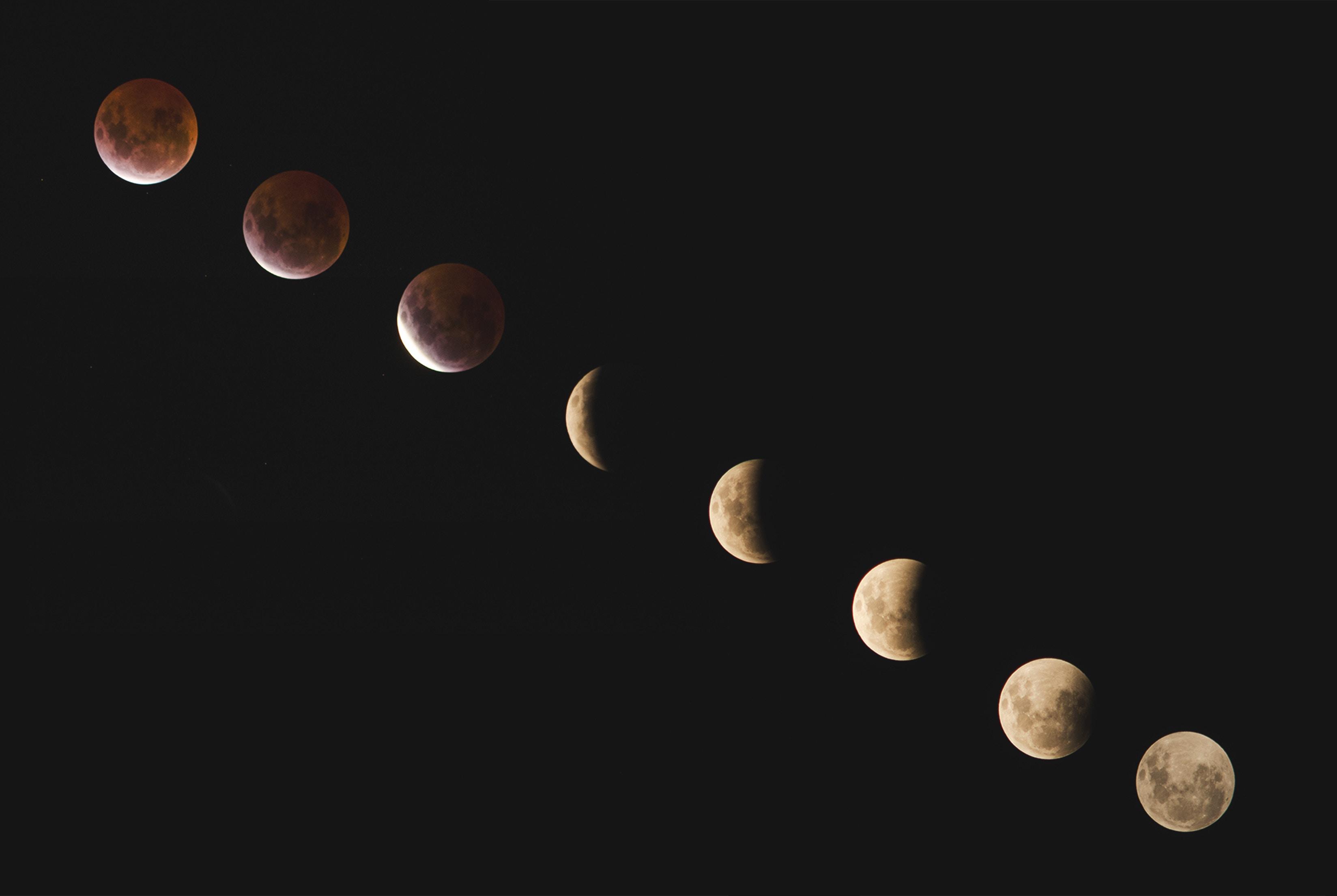 mjesec planet